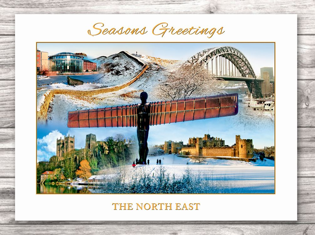 The North East Christmas Card