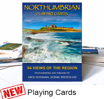 Northumbrian plying Cards